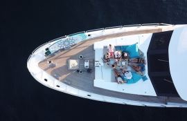 SPICE OF LIFE   Yacht 31m Exterior 8