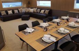 SPICE OF LIFE   Yacht 31m Interior 2