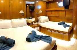 SPICE OF LIFE   Yacht 31m Interior 3