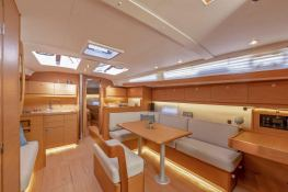Dufour 430 Dufour Yachts Interior 2
