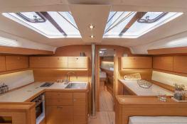Dufour 430 Dufour Yachts Interior 3