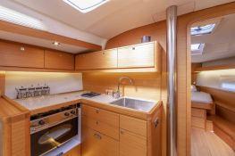 Dufour 430 Dufour Yachts Interior 4