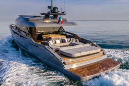 HAZE  Extra Yachts Extra 86 Exterior 2