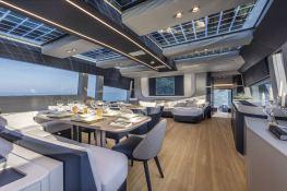 HAZE  Extra Yachts Extra 86 Interior 6
