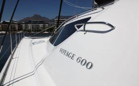 Voyage 600 Voyage Catamaran Exterior 2