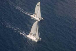 Voyage 440 Voyage Catamaran Exterior 4
