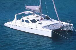 Voyage 440 Voyage Catamaran Exterior 3