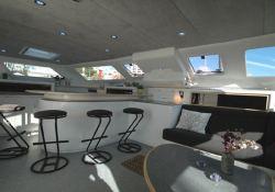 Voyage 440 Voyage Catamaran Interior 1