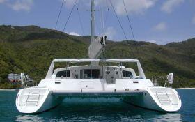 Voyage 500 Voyage Catamaran Exterior 2