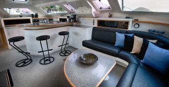 Voyage 500 Voyage Catamaran Interior 3