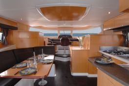 Summerland 40 Fountaine Pajot Interior 1
