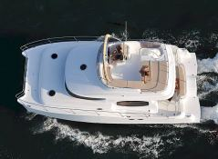 Summerland 40 Fountaine Pajot Exterior 1