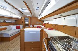 Sun Odyssey 41DS Jeanneau Interior 4