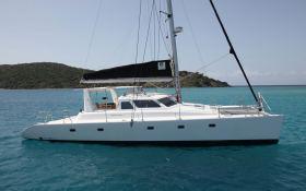 Voyage 520 Voyage Catamaran Exterior 1