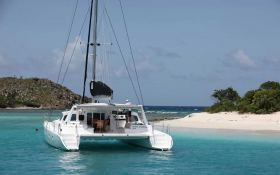 Voyage 520 Voyage Catamaran Exterior 3