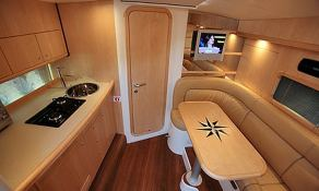 Airon 345 Airon Marine Interior 1