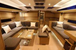 Dufour 500 Dufour Yachts Interior 2