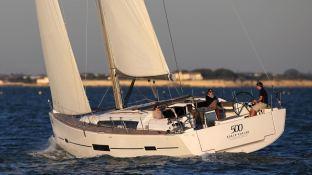 Dufour 500 Dufour Yachts Exterior 3
