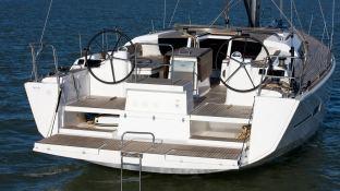 Dufour 500 Dufour Yachts Exterior 4