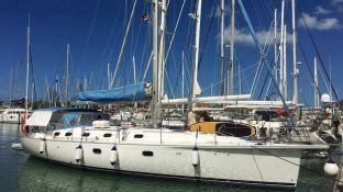 NEMO SY  Dufour Yachts Dufour 500 Exterior 6