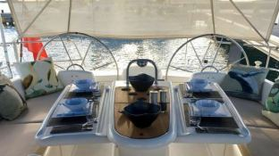 NEMO SY  Dufour Yachts Dufour 500 Interior 14