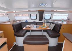 Mahe 36 Fountaine Pajot Interior 1
