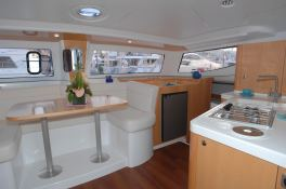 Mahe 36 Fountaine Pajot Interior 2