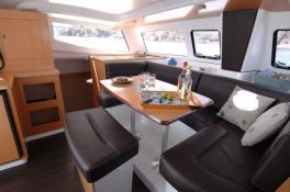 Mahe 36 Fountaine Pajot Interior 3
