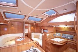 Bavaria 40 Bavaria Yachts Interior 1