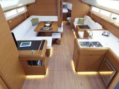 Sun Odyssey 509 Jeanneau Interior 1