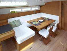 Sun Odyssey 509 Jeanneau Interior 2