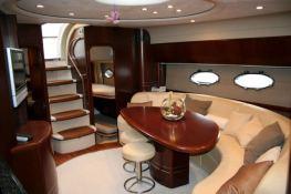 Princess V 58 Princess Yachts Interior 1