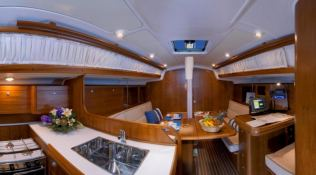 Salona 42 Salona Yachts Interior 1