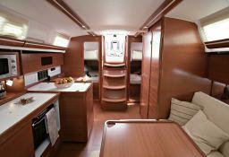 Dufour 375 Dufour Yachts Interior 1