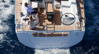 Oceanis 485 with watermaker & A/C Exterior 6