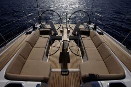 Hanse 545 Hanse Yachts Exterior 2