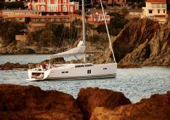 Hanse 545 Hanse Yachts Exterior 1