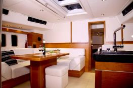 Hanse 545 Hanse Yachts Interior 2