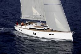 Hanse 545 Hanse Yachts Exterior 0