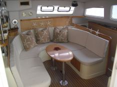 Leopard  45 Robertson & Caines Interior 1