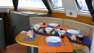Lavezzi 40 Fountaine Pajot Interior 1