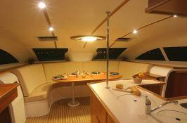 Nautitech 47 Nautitech Catamaran Interior 1