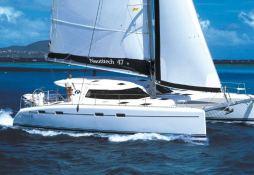 Nautitech 47 Nautitech Catamaran Exterior 2