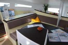 Edel 33 Edel Catamaran Interior 1