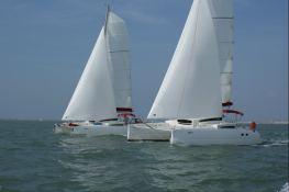 Edel 33 Edel Catamaran Exterior 1