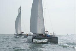 Edel 33 Edel Catamaran Exterior 4