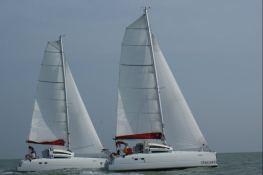 Edel 33 Edel Catamaran Exterior 2
