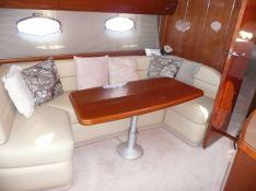 Princess V 42 Princess Yachts Interior 1