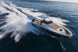 Verve 36 Azimut Yachts Exterior 1
