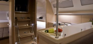 Elan 40 Elan Yachts Interior 3